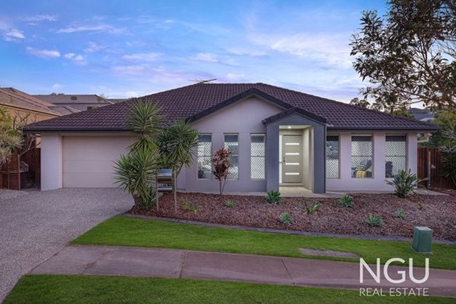 Picture of 33 Lakes Entrance Drive, SPRINGFIELD LAKES QLD 4300