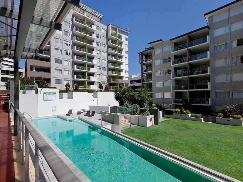 121/51 Hope Street, Spring Hill QLD 4000, Image 1