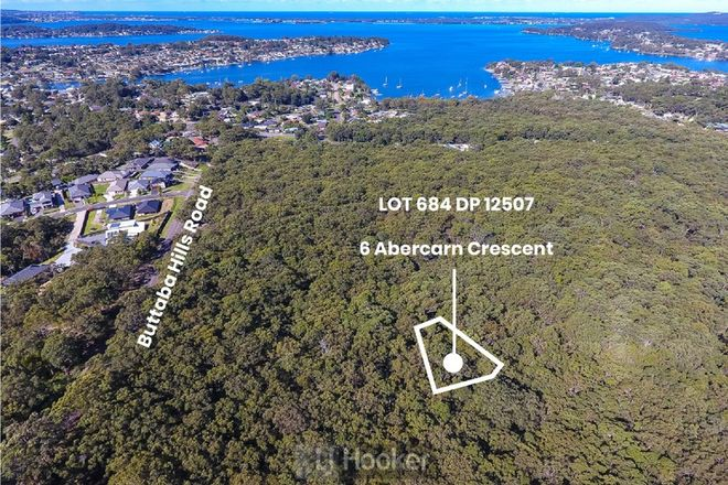 Picture of 6 Abercarn Crescent, BUTTABA NSW 2283