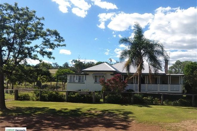 Picture of 6281 Texas Road, TEXAS QLD 4385