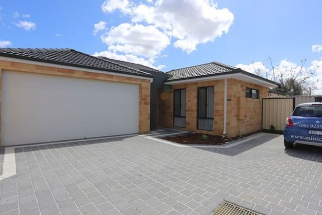 Picture of 3/10 Purkiss Street, CANNINGTON WA 6107