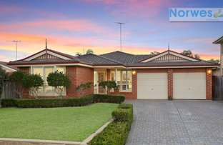 Picture of 37 Clonmore Street, Kellyville Ridge NSW 2155
