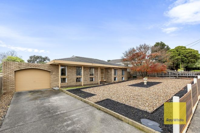 Picture of 15 Carnarvon Drive, GROVEDALE VIC 3216