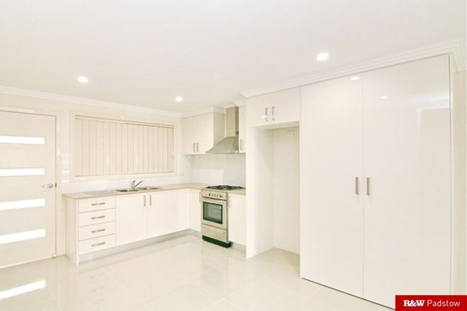 Picture of 86A Clancy Street, PADSTOW HEIGHTS NSW 2211
