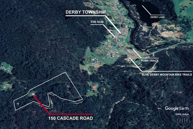 Picture of 150 Cascade Dam Road, DERBY TAS 7264