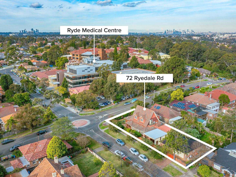 72 Ryedale Road, Denistone NSW 2114
