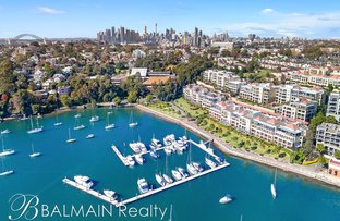 Picture of Balmain Cove Marina, Rozelle NSW 2039