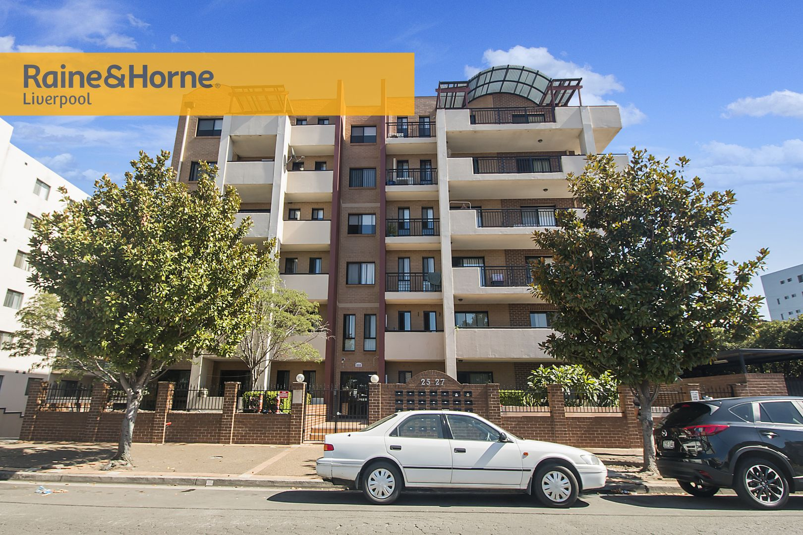 29/25-27 Castlereagh Street, Liverpool NSW 2170, Image 0