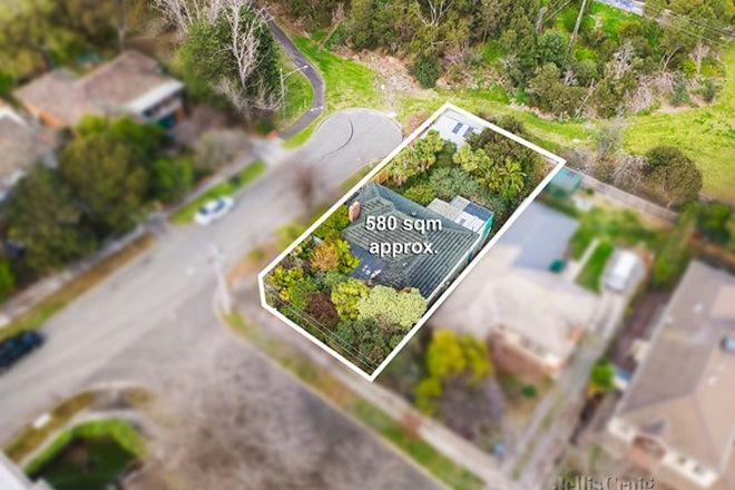 Picture of 1 Rotherwood Drive, MALVERN EAST VIC 3145