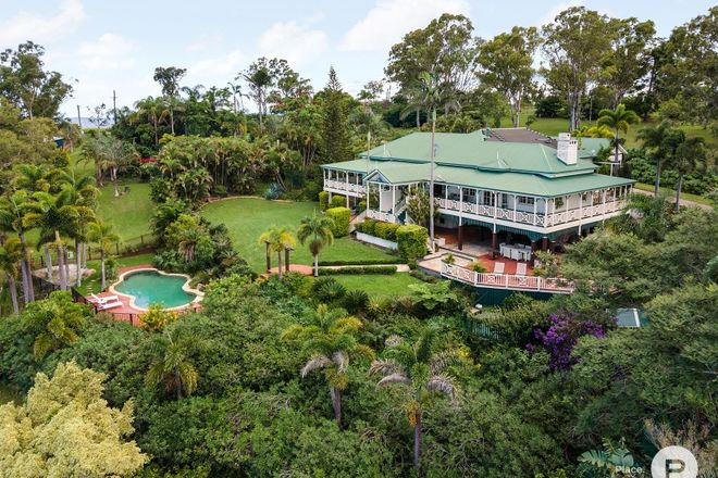 Picture of 352 Ocean View Road, OCEAN VIEW QLD 4521