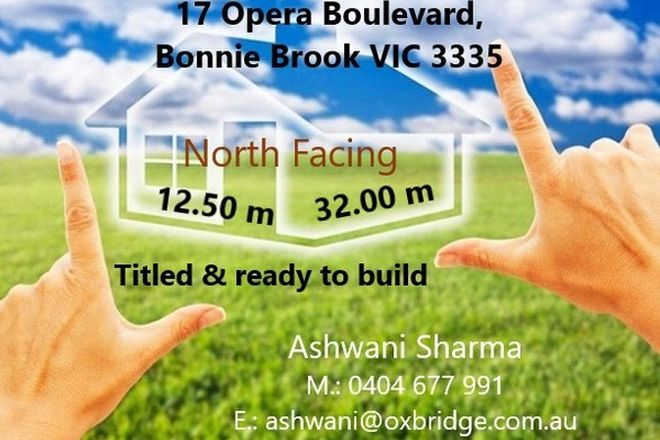 Picture of 17 Opera Boulevard, BONNIE BROOK VIC 3335