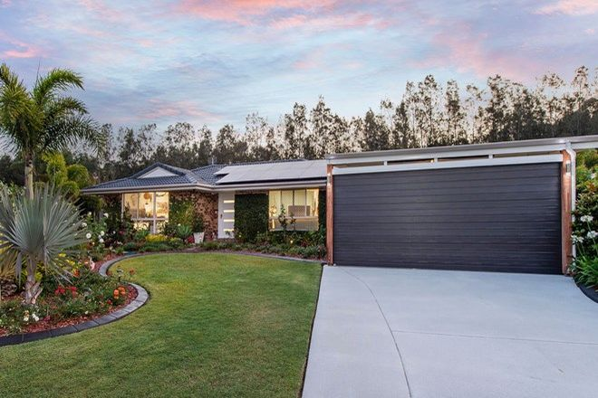 Picture of 4 Westpark Court, HELENSVALE QLD 4212