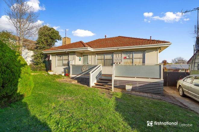 Picture of 7 Allen Crescent, TRARALGON VIC 3844