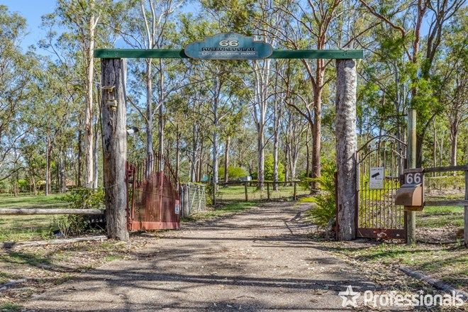 Picture of 66-76 Curtis Road, CEDAR CREEK QLD 4207
