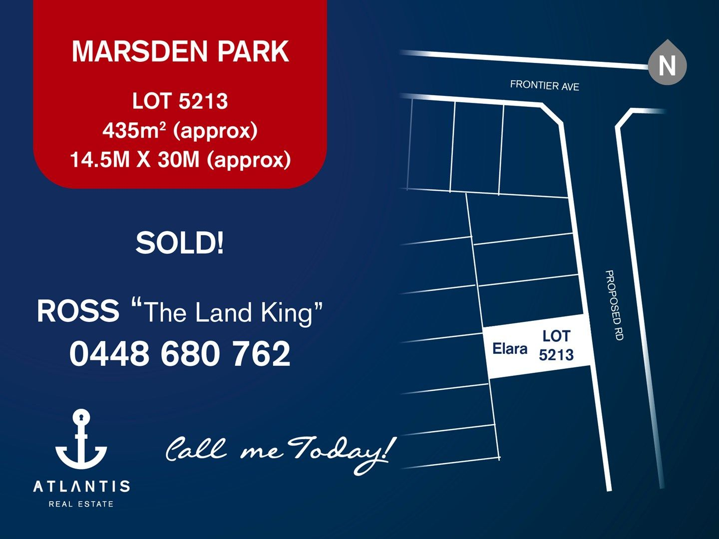 Lot/5213 Proposed Road, ELARA, Marsden Park NSW 2765, Image 0