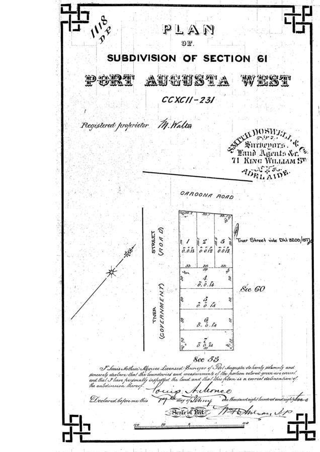Lot 6-7 6 Tiver Street, Port Augusta West SA 5700, Image 1