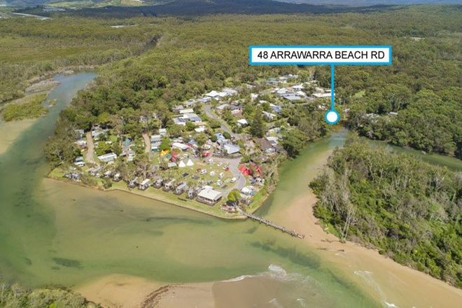 Picture of 48 Arrawarra Beach Road, ARRAWARRA NSW 2456