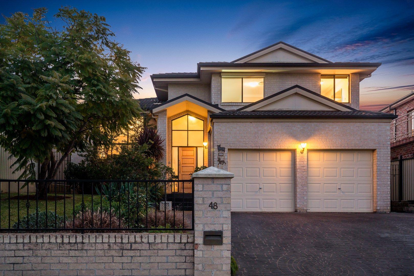 48 Langdon Road, Winston Hills NSW 2153, Image 0