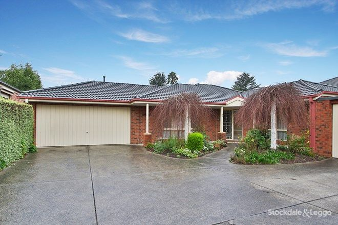 Picture of 3/461 Mt Dandenong Rd, KILSYTH VIC 3137