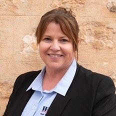 Angela White, Sales representative