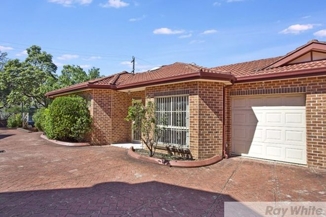 Picture of 6/28 Bowden Street, NORTH PARRAMATTA NSW 2151
