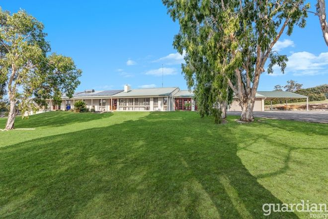 Picture of 1 Pedvin Place, ANNANGROVE NSW 2156