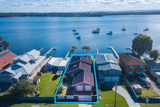 Picture of 52 Marine Parade, NORDS WHARF NSW 2281