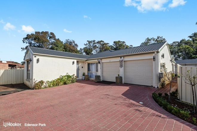 Picture of 23 Idriess Place, EDENSOR PARK NSW 2176
