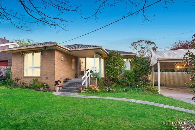 Picture of 63 Lockhart Road, RINGWOOD NORTH VIC 3134