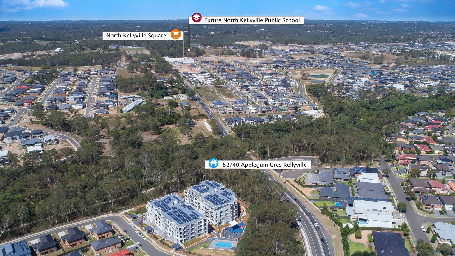 57/40 Applegum Cres, Kellyville NSW 2155, Image 1