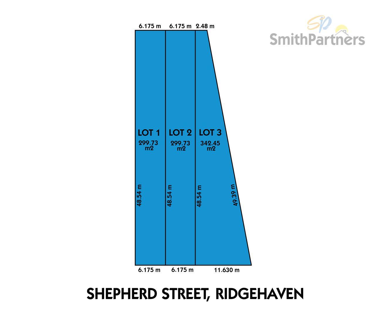 Lot 1, 2 & 3/16 Shepherd Street, Ridgehaven SA 5097, Image 1