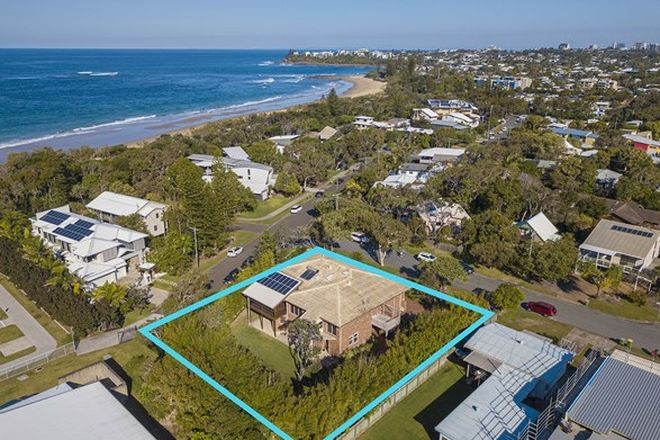 Picture of 1 Ann Street, DICKY BEACH QLD 4551