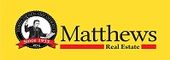 Logo for Matthews Real Estate