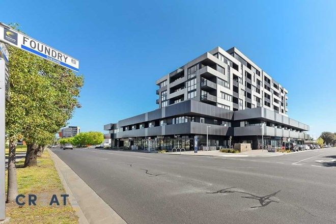 Picture of 415/1 FOUNDRY ROAD, SUNSHINE VIC 3020