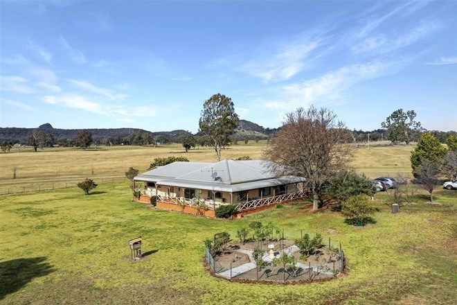 Picture of 216 Pyangle Road, RYLSTONE NSW 2849