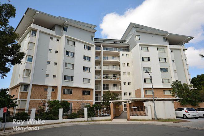 Picture of 20/12-14 Benedict Court, MERRYLANDS NSW 2160