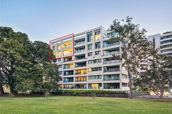Picture of 603/2 Slater  Street, MELBOURNE VIC 3000