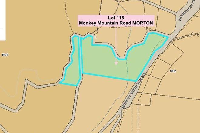 Picture of 115 Monkey Mountain Road, MORTON NSW 2538