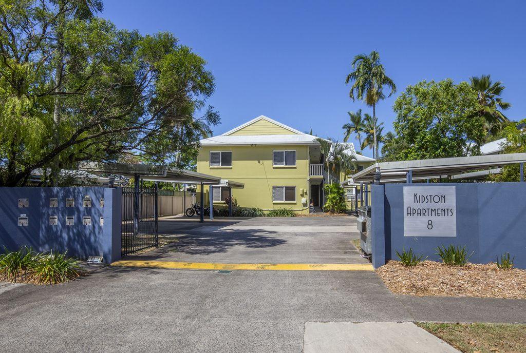 6/8 Kidston Street, Bungalow QLD 4870, Image 0