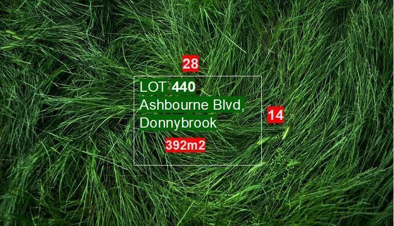 LOT/440 Ashbourne Boulevard, Donnybrook VIC 3064, Image 0