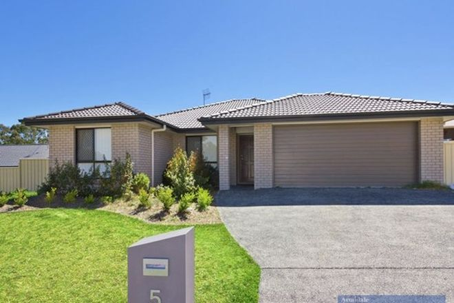 Picture of 5 Somerville Close, ARMIDALE NSW 2350