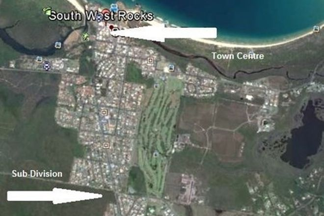 Picture of Lot 223 Gregory Street, SOUTH WEST ROCKS NSW 2431