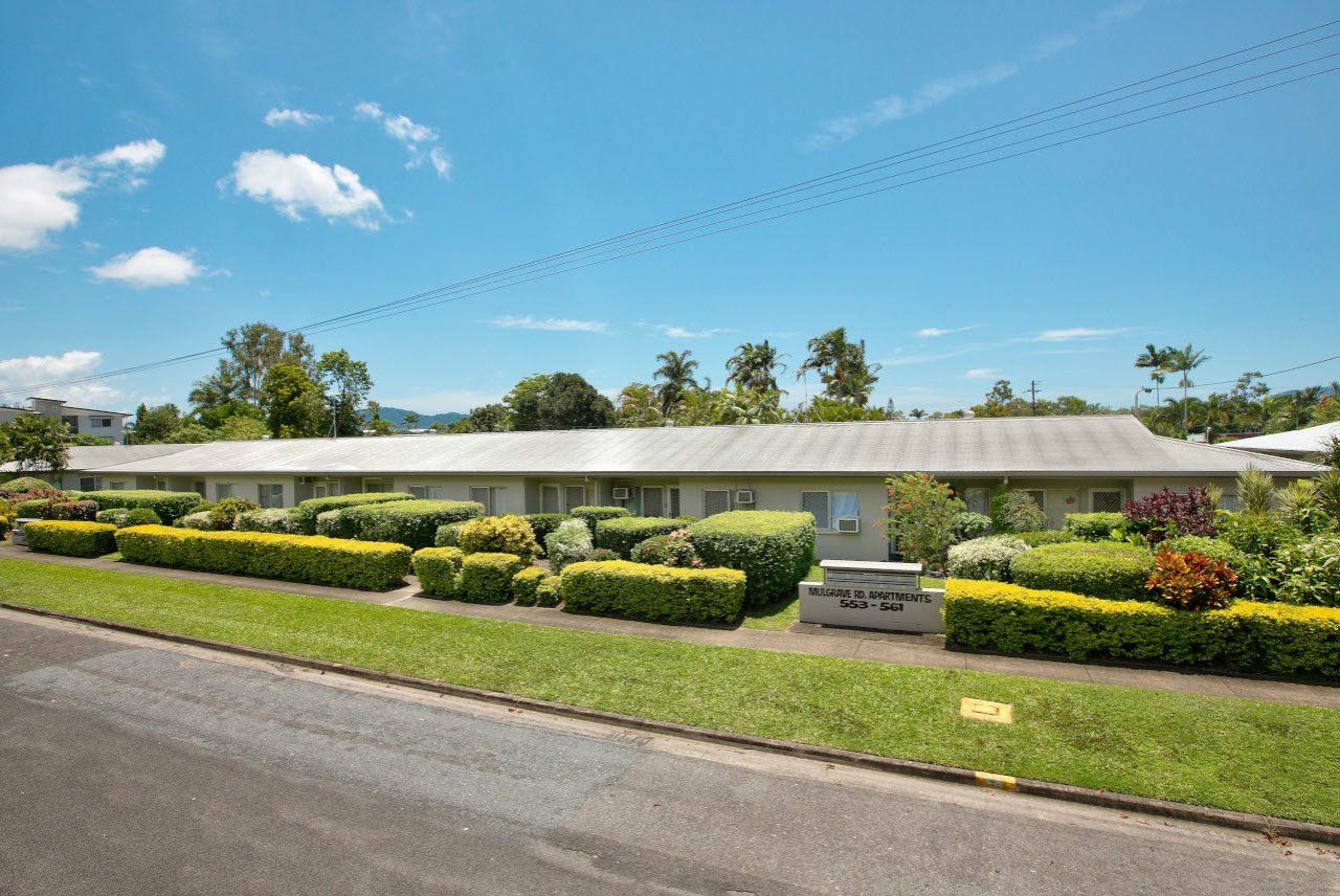 7/553-561 Mulgrave Road, Earlville QLD 4870, Image 0