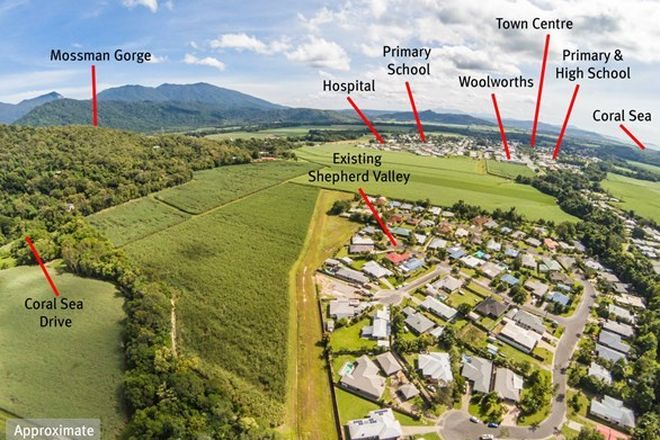 Picture of · Shepherd Valley, 52-80 Coral Sea Drive, MOSSMAN QLD 4873