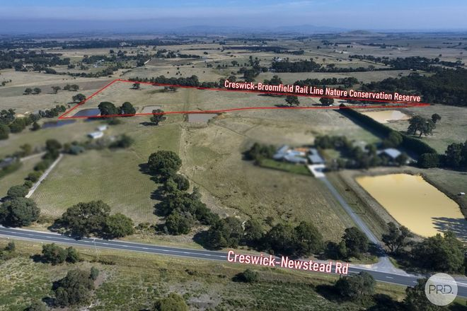 Picture of 4476 Creswick-Newstead Road, BROOMFIELD VIC 3364