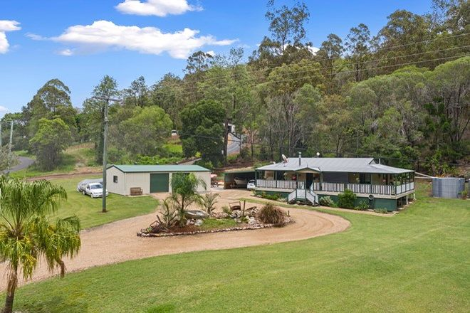Picture of 98 Scrubby Creek Road, SCRUBBY CREEK QLD 4570