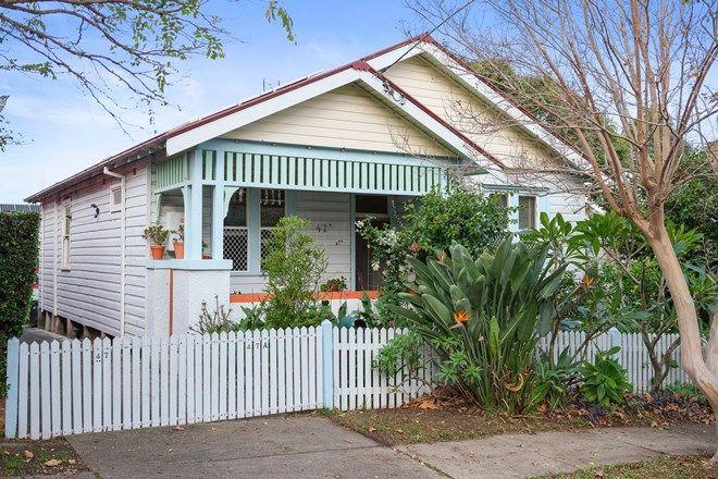 Picture of 47A Samdon Street, HAMILTON NSW 2303