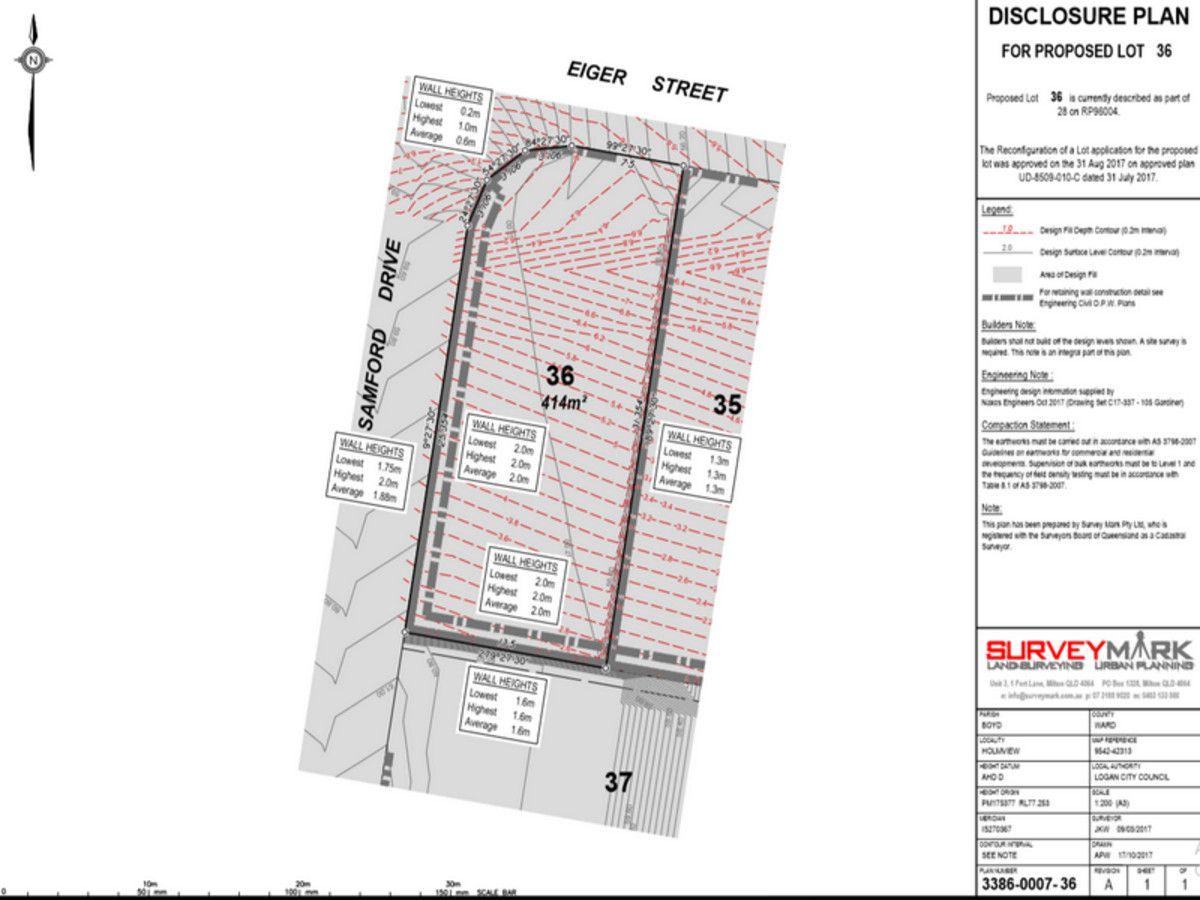 Lot 36/105 Gardiner Road, Holmview QLD 4207, Image 0