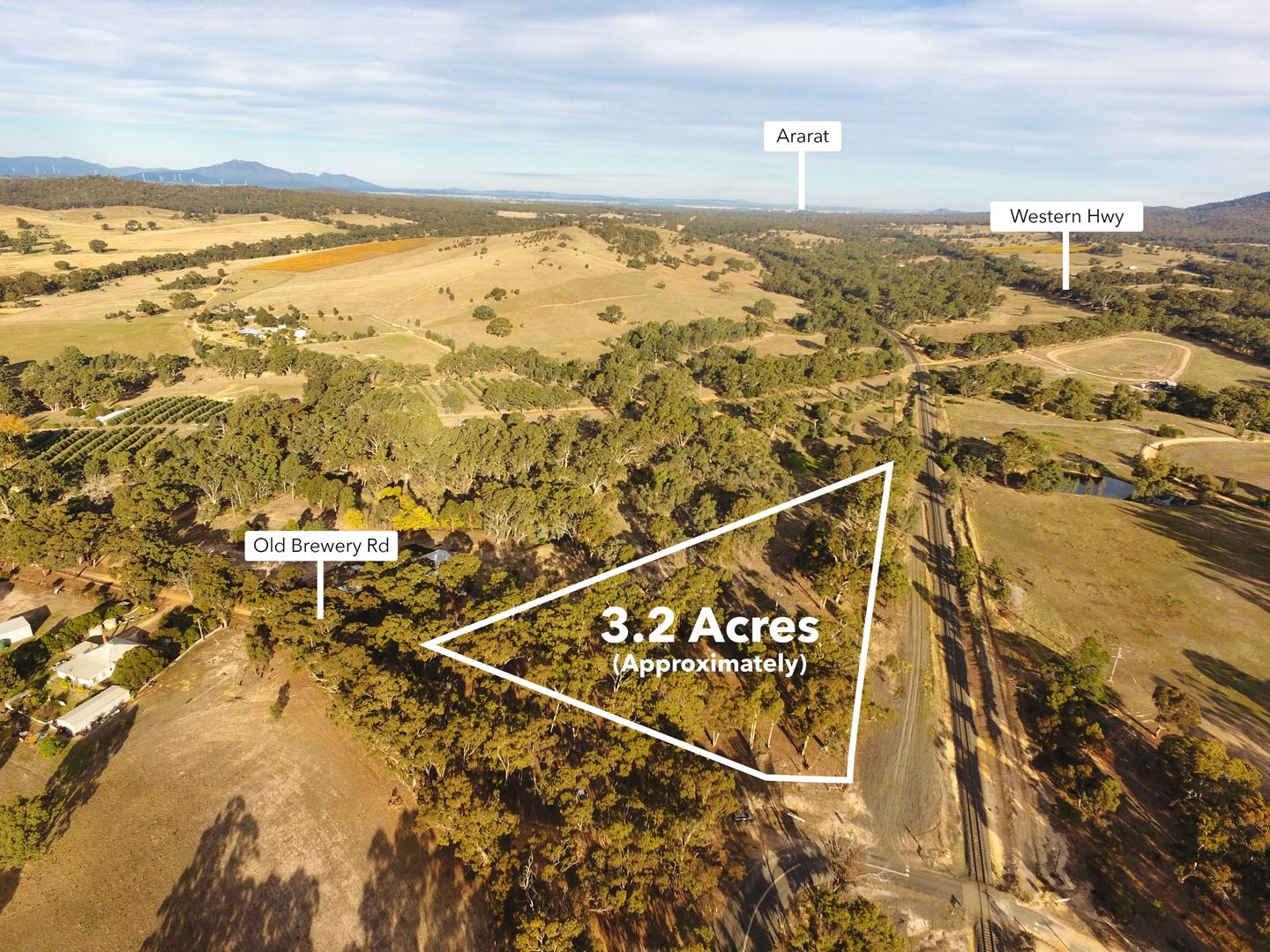 Lot 1 Military Bypass Road and Old Brewery Road, Armstrong VIC 3377, Image 0