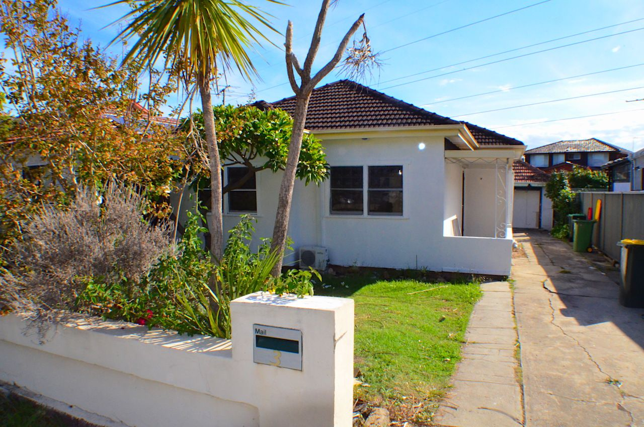 3 Gowrie Ave, Punchbowl NSW 2196, Image 0